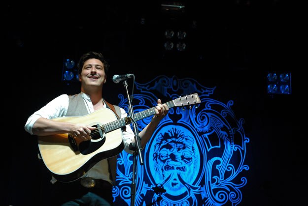 Mumford and Sons 1 | Leeds Festival 2010