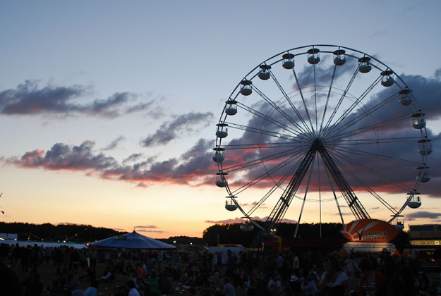 Sunset 1 | Leeds Festival 2010