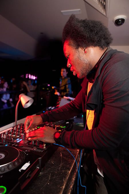 Benga3 | BBC In New Music We Trust Live: Sheffield University