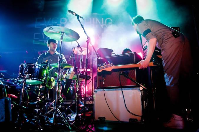 EverythingEverything 9701 | Shock Waves NME Awards Tour: O2 Academy Leeds