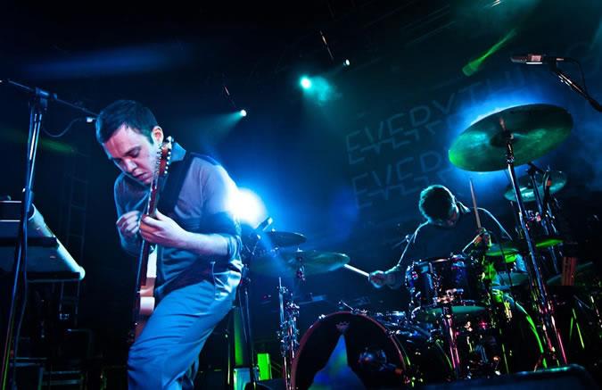 EverythingEverything 9709 | Shock Waves NME Awards Tour: O2 Academy Leeds