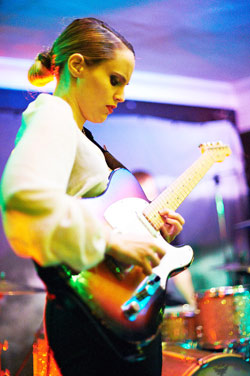 Anna Calvi 1 | Anna Calvi: The Harley, Sheffield