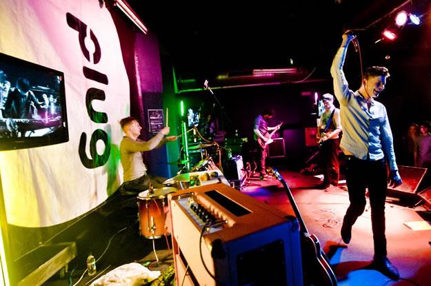 frankiestrings 0774   Frankie and the Heartstrings: The Plug, Sheffield
