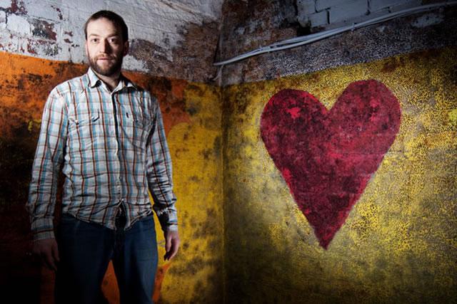 full heart | Paul Blakeman