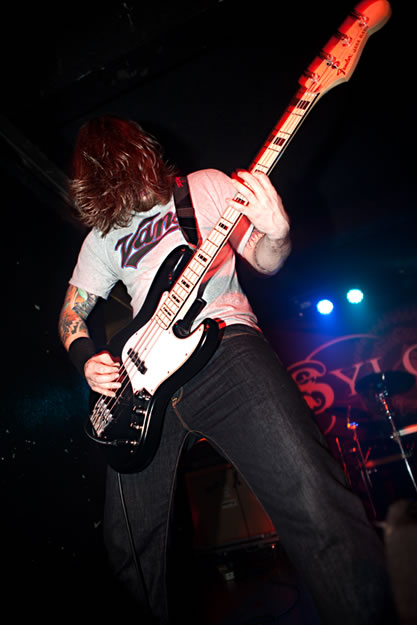 sylosis003 | Sylosis, While She Sleeps, Bleed From Within & Anterior: Corporation, Sheffield