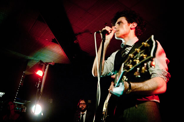 noah1 | Noah and The Whale: Brudenell Social Club, Leeds