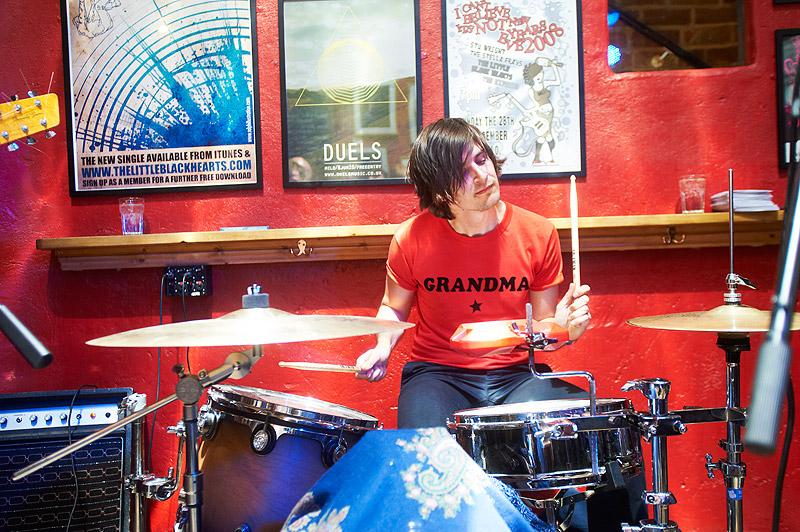 Heebie Jeebies 244 | Live at Leeds 2011