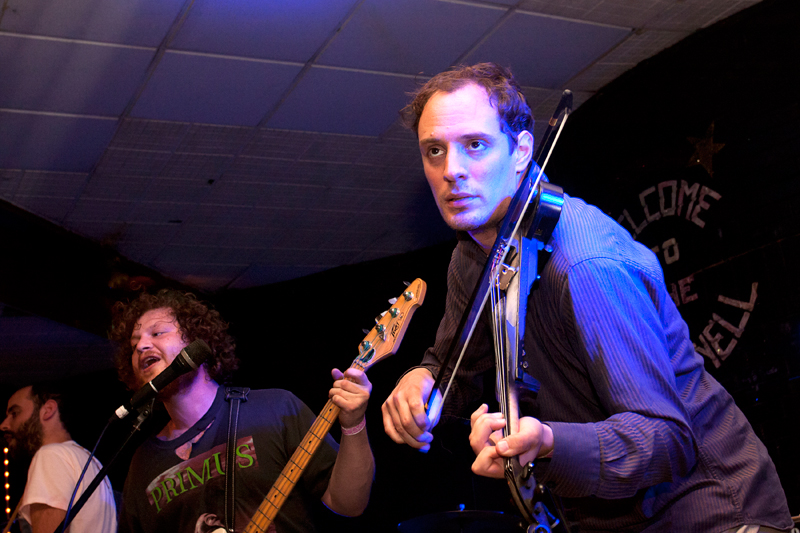 Live At Leeds Brudenell Social O Death Ben Statham 2 | Live at Leeds 2011