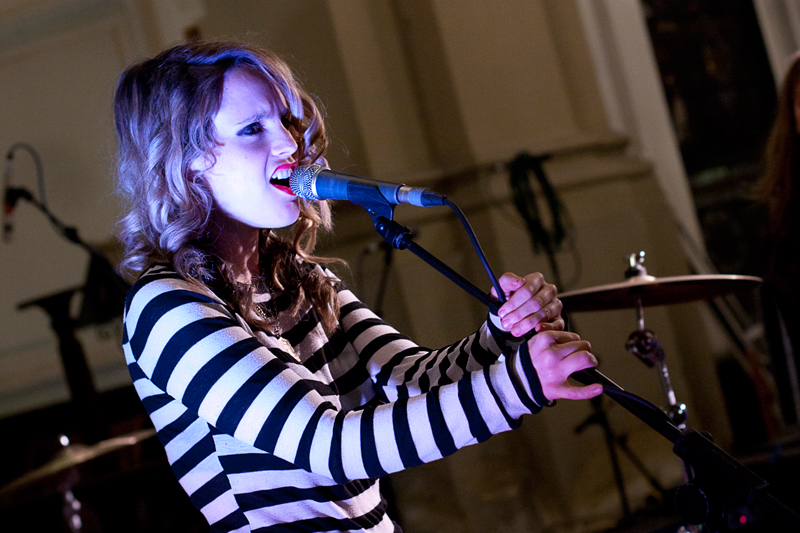 Live at Leeds Holy Trinity Church Anna Calvi Ben Statham 2 | Live at Leeds 2011