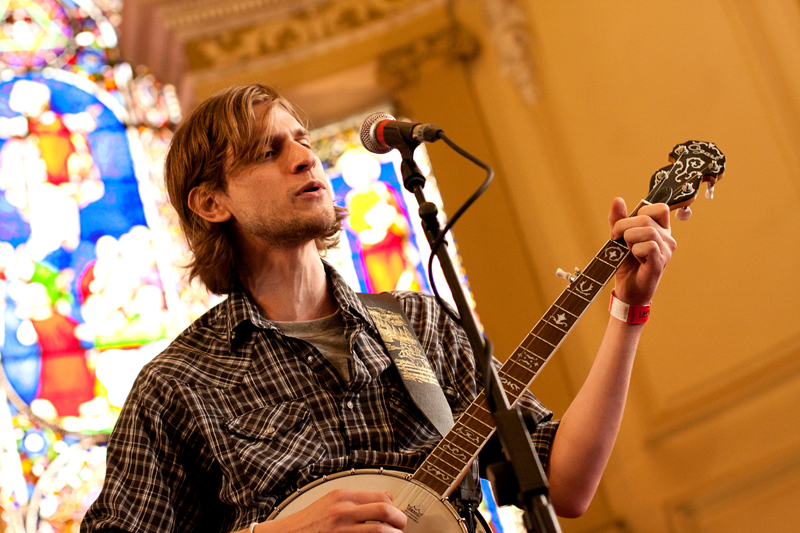 Live at Leeds Holy Trinity Church Killing Fields of Ontario Ben Statham 1 | Live at Leeds 2011