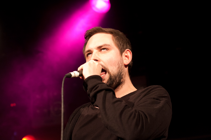 Live at Leeds Leeds Met Uni The Twilight Sad Ben Statham 1 | Live at Leeds 2011