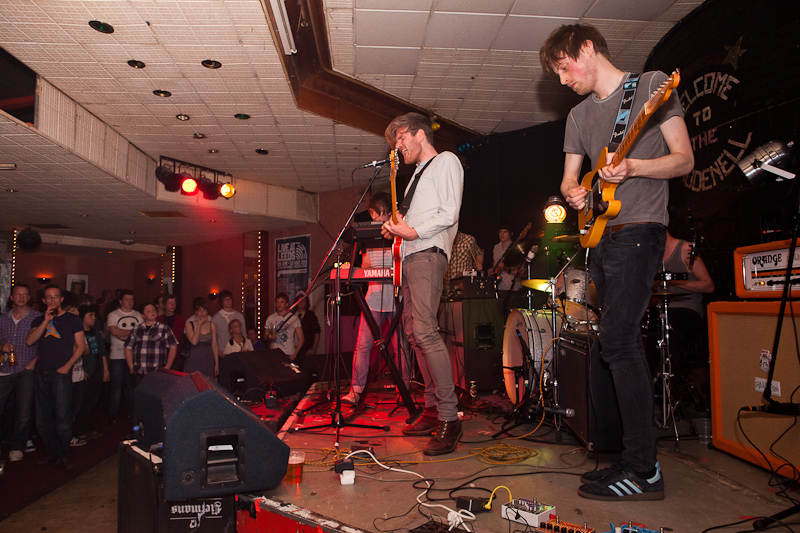 Milk White White Teeth | Middleman Album Launch: Brudenell Social Club, Leeds