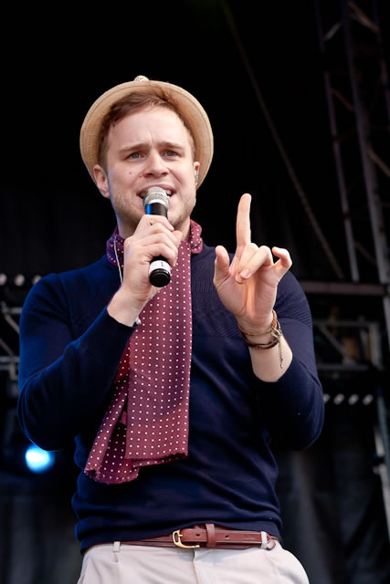 Olly Murs 1 | Tramlines: Main Stage