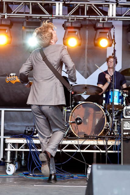 The Crookes 3 | Tramlines: Main Stage