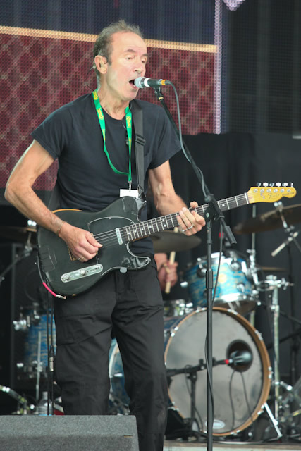 0024 Hugh Cornwell Performs At Kendal Calling  | Kendal Calling 2011