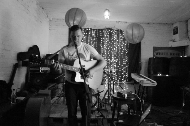 Ed Cosens 2 | Club 60 Single Launch: Shakespeares, Sheffield