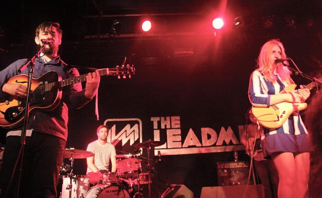 5 | Slow Club: Leadmill, Sheffield