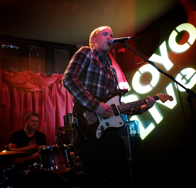 Blame 2 | Elephant Keys, Silents, Slow Pines and The Blame: SOYO Live, Sheffield