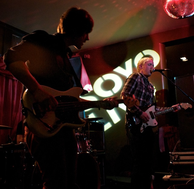 Blame 3 | Elephant Keys, Silents, Slow Pines and The Blame: SOYO Live, Sheffield
