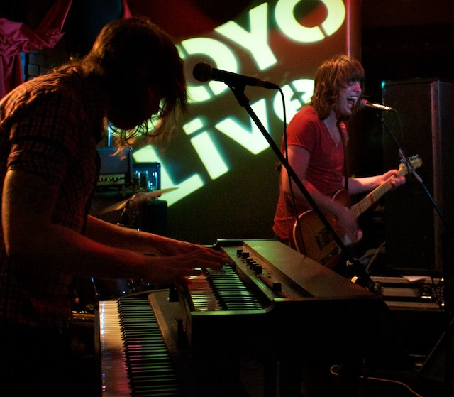 Elephant Keys 1 | Elephant Keys, Silents, Slow Pines and The Blame: SOYO Live, Sheffield