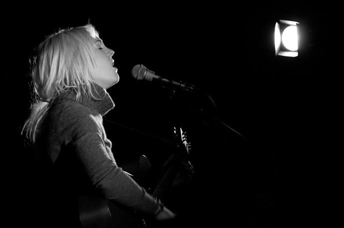Laura Marling Evening 1491   Laura Marling and The Leisure Society at Sheffield Cathedral