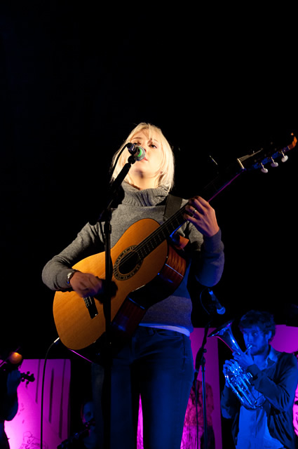 Laura Marling Evening 18 | Laura Marling and The Leisure Society at Sheffield Cathedral