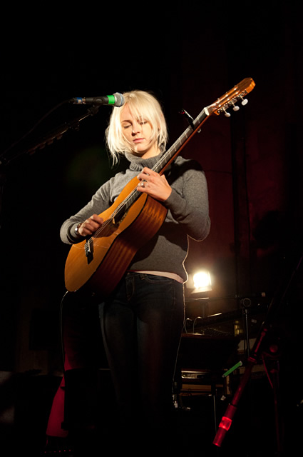 Laura Marling Evening 4   Laura Marling and The Leisure Society at Sheffield Cathedral
