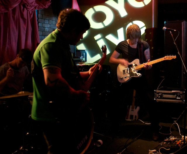 Silents 1 | Elephant Keys, Silents, Slow Pines and The Blame: SOYO Live, Sheffield