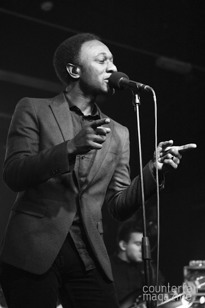 Aloe Blacc 1 of 8 | Aloe Blacc, Sarah Love and Maya Jupiter: The Plug, Sheffield