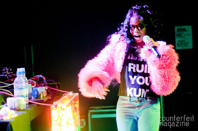Azealia Banks Plug Shefield Photos Mark Tighe 51 | Azealia Banks: Plug, Sheffield