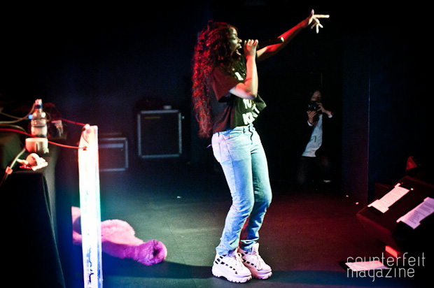 Azealia Banks Plug Shefield Photos Mark Tighe 8 | Azealia Banks: Plug, Sheffield