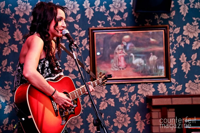 Lindi Ortega @ The Bowery Sheffield41 | Lindi Ortega and Sarah Mac: The Bowery, Sheffield