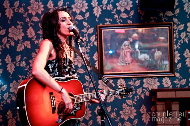 Lindi Ortega @ The Bowery Sheffield6 | Lindi Ortega and Sarah Mac: The Bowery, Sheffield