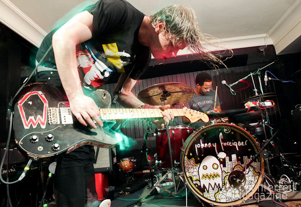 Johnny Foreigner 021 | Tip Your Bartender, Screaming Maldini and Johnny Foreigner: The Harley, Sheffield