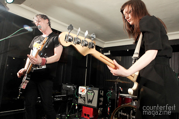 Johnny Foreigner 091 | Tip Your Bartender, Screaming Maldini and Johnny Foreigner: The Harley, Sheffield