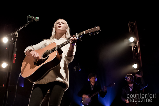 Laura Marling Danny Payne 7 | Laura Marling and Timber Timbre: O2 Academy, Leeds