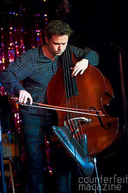 PorticoQuartet Gary Wolstenholme005 | Portico Quartet and Juffage: Queens Social Club, Sheffield