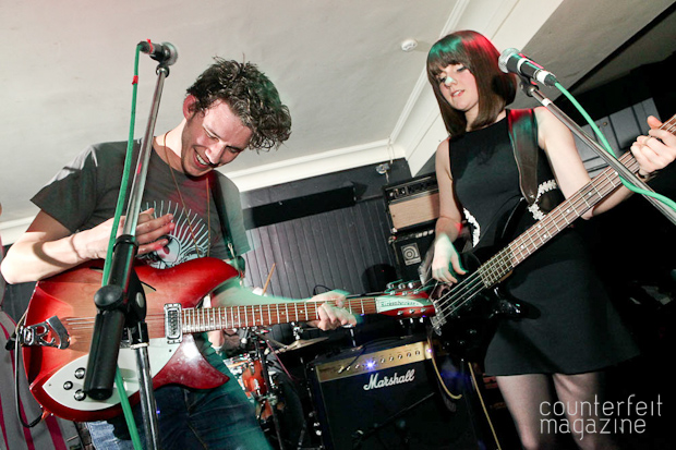 Screaming Maldini 002 | Tip Your Bartender, Screaming Maldini and Johnny Foreigner: The Harley, Sheffield