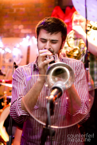 The Renegade Brass Band 1 of 3 | The Milk, Renegade Brass Band, The Gentlemen, Adam Kay: SOYO Live, Sheffield