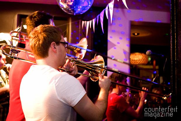 The Renegade Brass Band 2 of 3 | The Milk, Renegade Brass Band, The Gentlemen, Adam Kay: SOYO Live, Sheffield