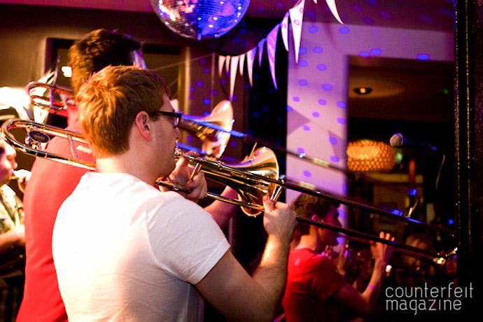 The Renegade Brass Band 2 of 31 | The Milk, Renegade Brass Band, The Gentlemen, Adam Kay: SOYO Live, Sheffield