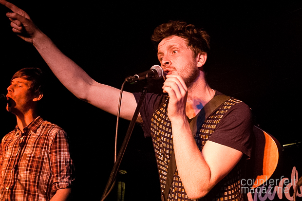 The Futureheads 13 | The Futureheads and The Cornshed Sisters: The Wardrobe, Leeds