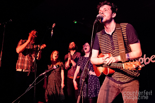 The Futureheads 20 | The Futureheads and The Cornshed Sisters: The Wardrobe, Leeds
