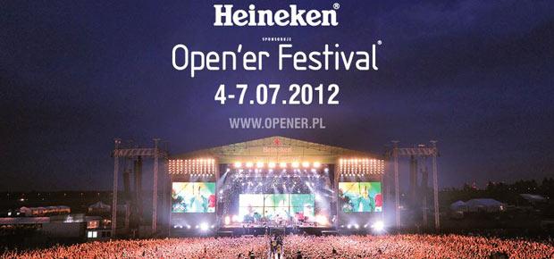 heinken openr | Heineken Open'er festival 4–7th July 2012, Poland