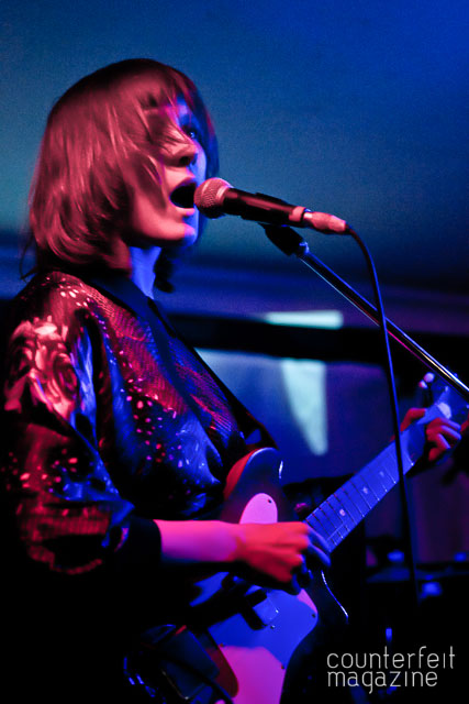 Cate le Bon The Harley Sheffield4 | Cate le Bon and H. Hawkline: The Harley, Sheffield