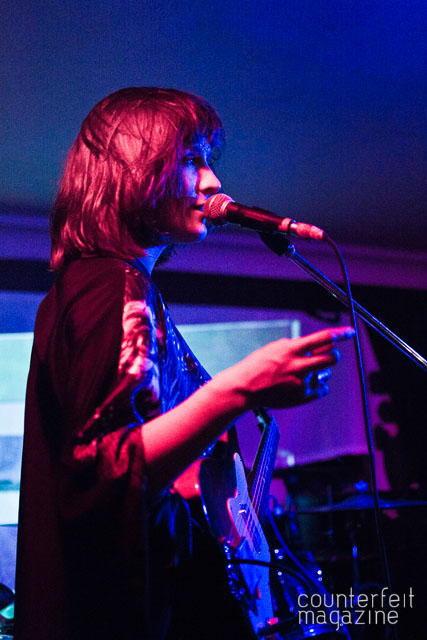 Cate le Bon The Harley Sheffield7 | Cate le Bon and H. Hawkline: The Harley, Sheffield