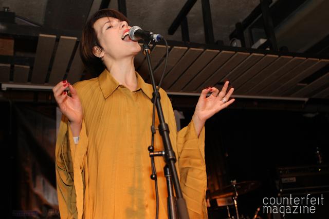 Chew lips The Mine | Live at Leeds 2012