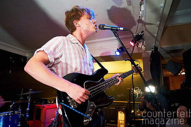 Crookes19684 | Last FM Presents: The Crookes & Hey Sholay: The Harley, Sheffield