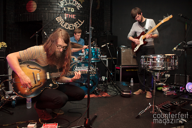 Maps Atlases 13 | Maps and Atlases and Tall Ships: The Brudenell Social Club, Leeds