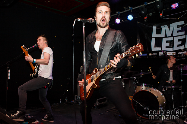 Royal Republic The Well | Live at Leeds 2012